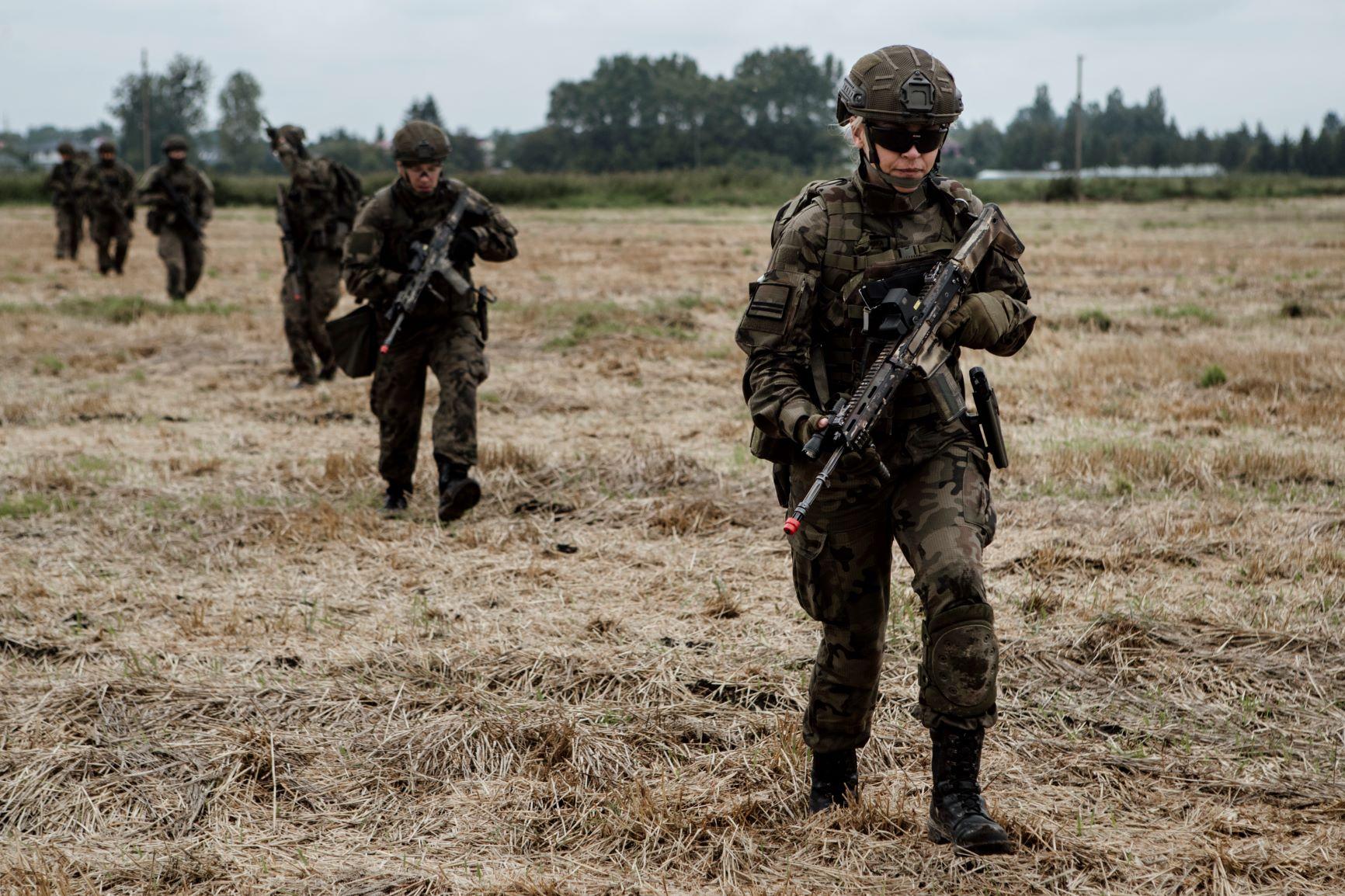 Województwo lubelskie: W Wojskach Obrony Terytorialnej służy już 30 tys. żołnierzy  - Zdjęcie główne