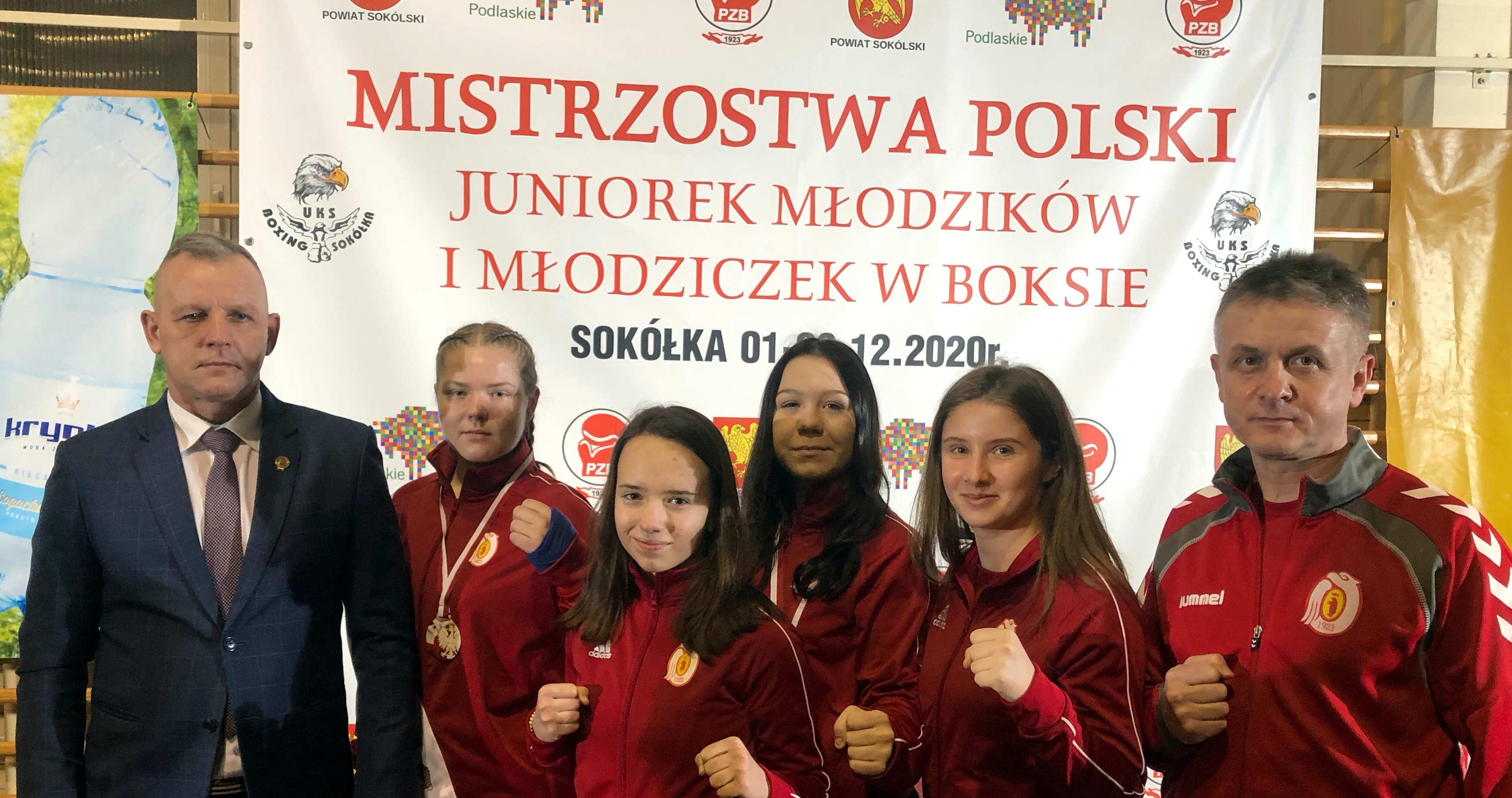 Srebro Oli, brąz Martyny - Zdjęcie główne