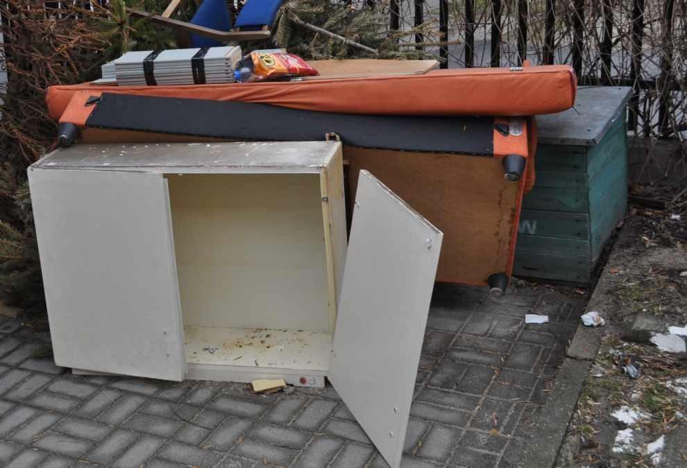 GMINA KRZYWDA: Ostatnia mobilna zbiórka nietypowych odpadów - Zdjęcie główne