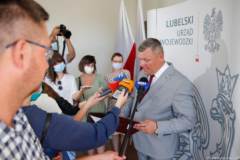 """Lublin: Rusza konkurs """"Rosnąca Odporność"""". Będą pieniądze dla najbardziej zaszczepionych gmin - Zdjęcie główne"""