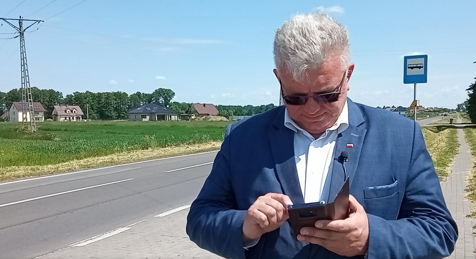 TRZEBIESZÓW/STANIN Dobre wieści dla kierowców  (WIDEO) - Zdjęcie główne