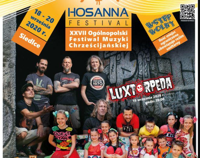 Arka Noego na Hosanna Festival w Siedlcach  - Zdjęcie główne