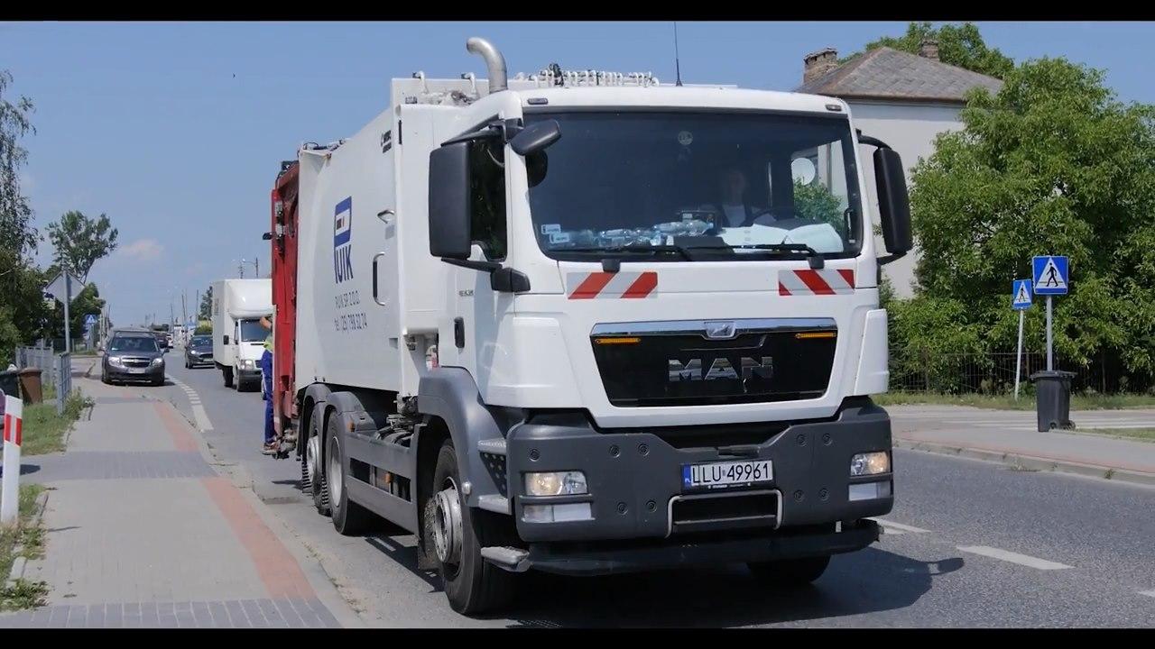 ŁUKÓW. W mieście podrożeją śmieci. W czwartek głosowanie (WIDEO)  - Zdjęcie główne