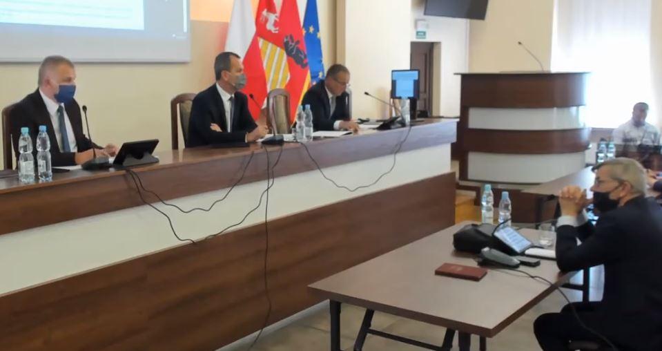 Sesja Rady Miasta Łuków  już 29 października - Zdjęcie główne