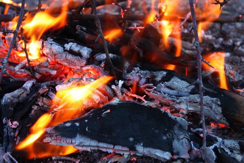 WOJCIESZKÓW. Jest zgłoszenie pożaru w Helenowie  - Zdjęcie główne