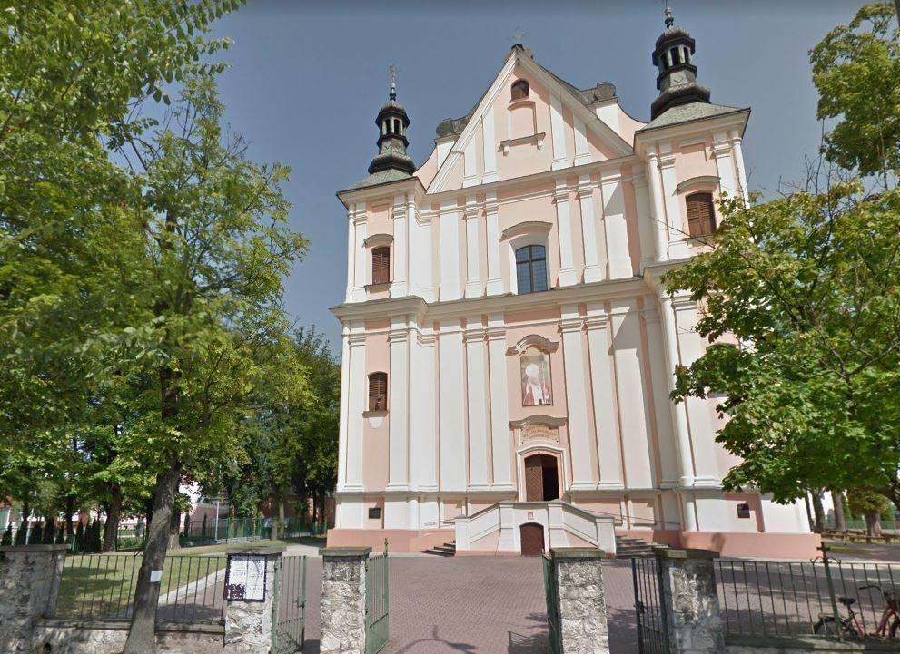 100- lecie parafii pw. Podwyższenia Krzyża Św. w Łukowie - Zdjęcie główne