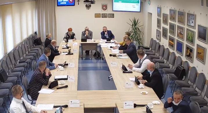 GMINA ŁUKÓW Radni nie podnieśli  podatków  - Zdjęcie główne