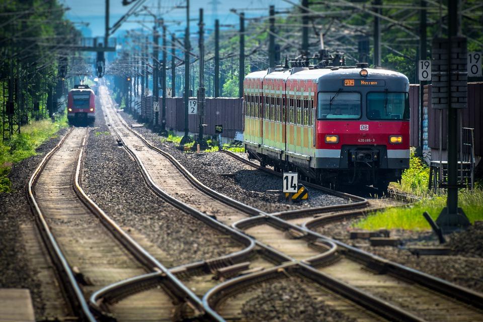 Nowe przystanki na trasie Łuków - Lublin.  Trwa  modernizacja linii - Zdjęcie główne