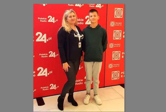 Maciek Izdebski odebrał nagrodę w Gdyni - Zdjęcie główne