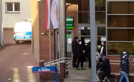 Policja i straż szuka ładunku wybuchowego (AKTUALIZACJA) - Zdjęcie główne