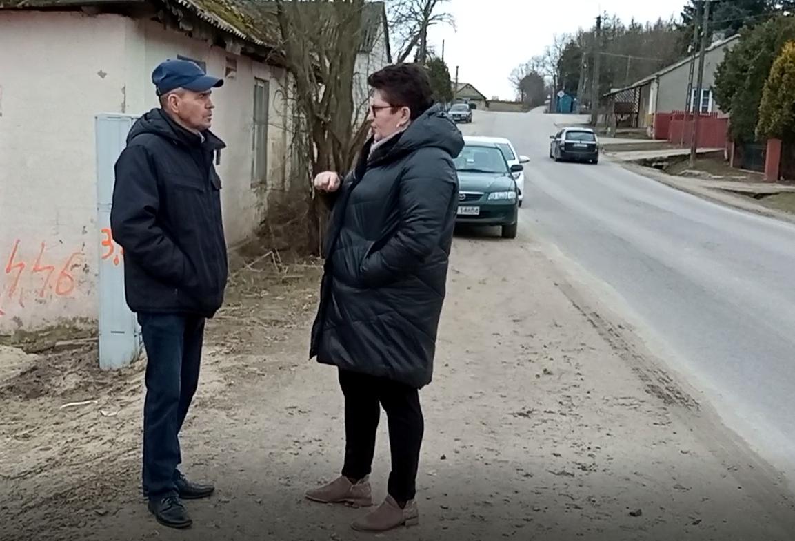 WOLA MYSŁOWSKA. Gmina kończy budowę kanalizacji w Wilczyskach (WIDEO)  - Zdjęcie główne
