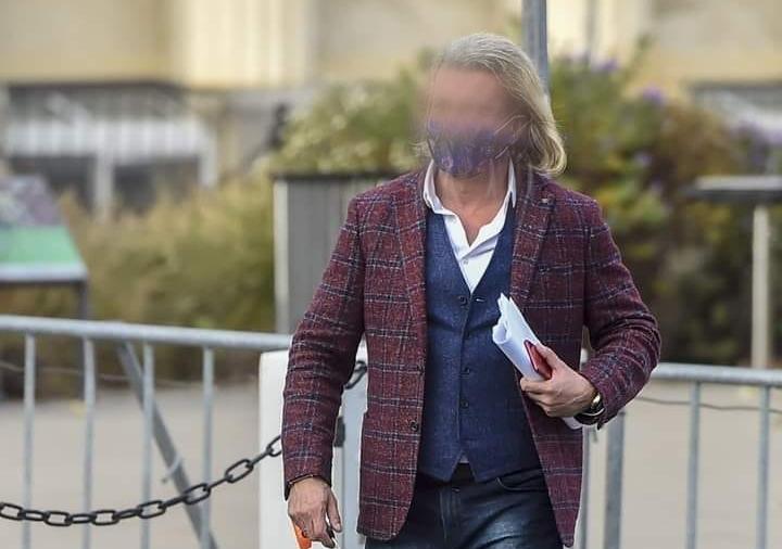 Jarosław J. zaprzecza zarzutom o gwałt w hotelu pod Łukowem  - Zdjęcie główne