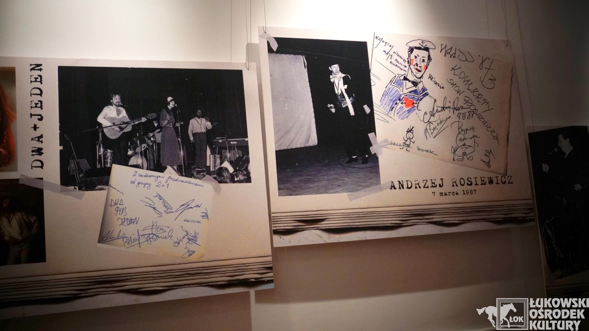 Zobacz archiwalne zdjęcia z koncertów gwiazd w ŁOK - Zdjęcie główne