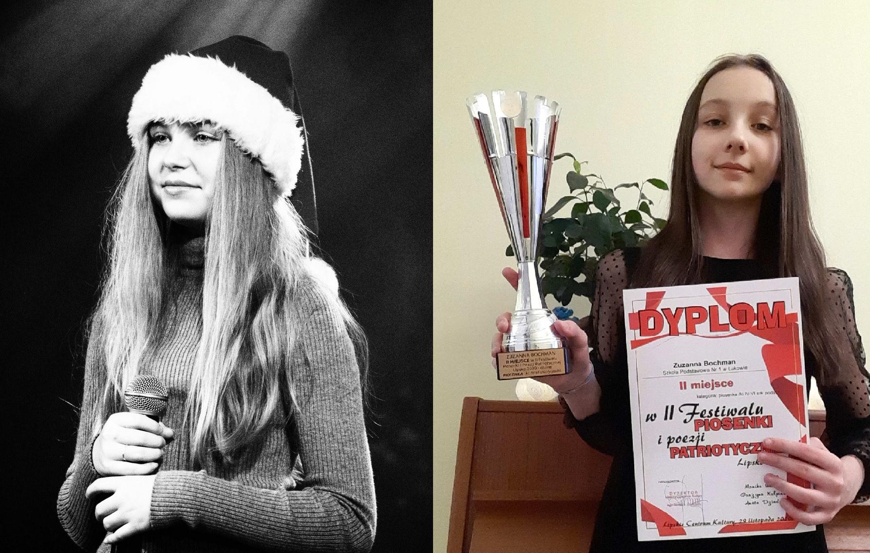 Emilka Szcześniak i Zuzia Bochman zaśpiewają na żywo w TVP3 Lublin - Zdjęcie główne