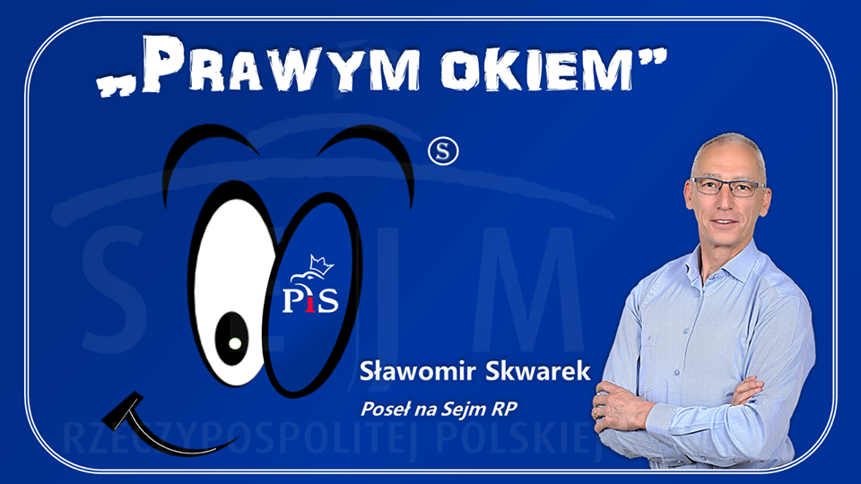 ŁUKÓW Plac Narutowicza placem zgody - apeluje poseł Sławomir Skwarek  - Zdjęcie główne