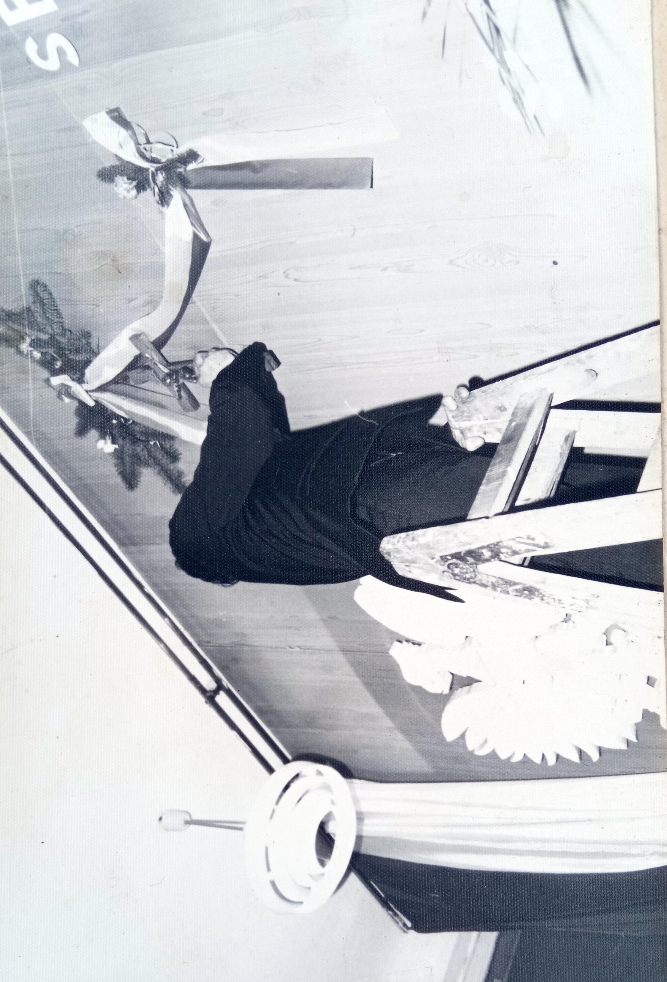 ŁUKÓW. 40-lat temu w świetlicy Mleczarni zawisł Krzyż. (WIDEO) - Zdjęcie główne