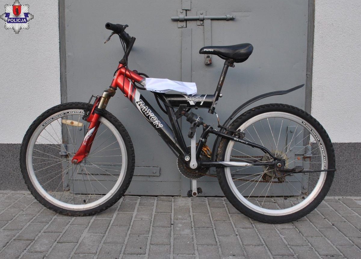 Policja szuka właściciela roweru  - Zdjęcie główne
