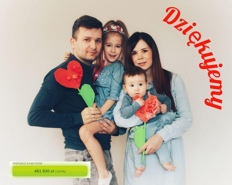 ŁUKÓW. Udało się zebrać pieniądze na operację Wiktorka Jankowskiego  - Zdjęcie główne