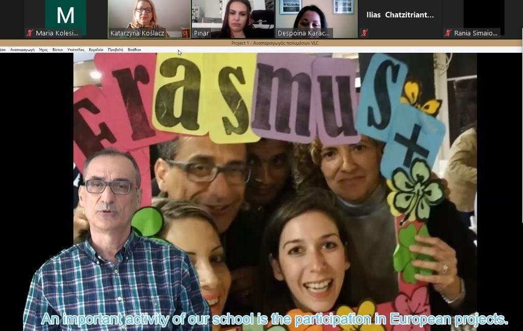 Międzynarodowe lekcje po angielsku w Staninie  - Zdjęcie główne