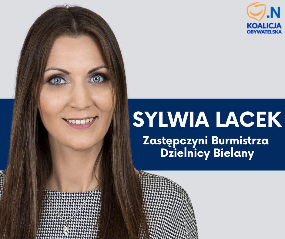 POW. ŁUKOWSKI. Sylwia Lacek wiceburmistrzem warszawskiej dzielnicy - Zdjęcie główne