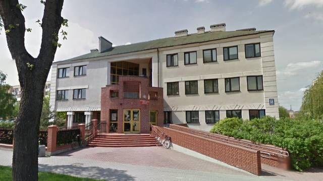 ŁUKÓW. Temat inspektoratu  ZUS. Stanowisko powiatu  - Zdjęcie główne