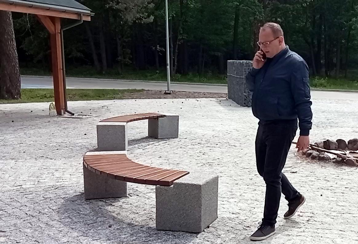 ŁUKÓW. Wandale nad Zalewem. Jest reakcja burmistrza (WIDEO) - Zdjęcie główne