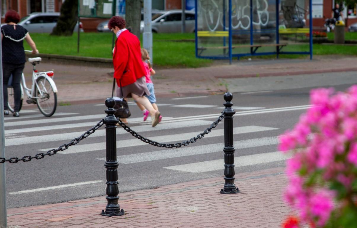 ŁUKÓW: Sygnalizacja na przejściu przy Urzędzie Miasta jeszcze w tym roku - Zdjęcie główne