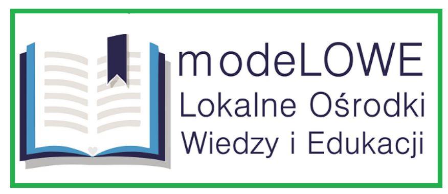GMINA STANIN Lokalny Ośrodek Wiedzy i Edukacji modeLOWE II - Zdjęcie główne