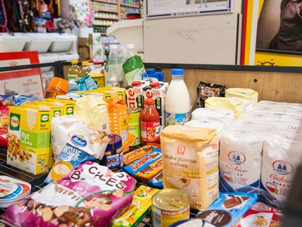 GMINA STOCZEK ŁUKOWSKI Świąteczna Zbiórka Żywności: Przyłącz się! - Zdjęcie główne