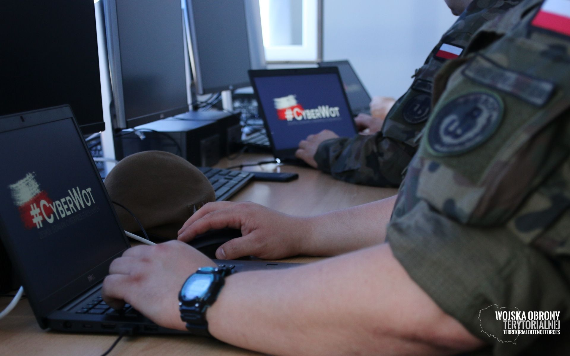 Województwo lubelskie: Terytorialsi chcą pomagać urzędom bronić się przed hakerami - Zdjęcie główne