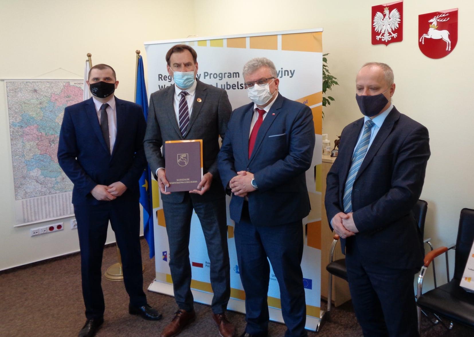 STOCZEK ŁUKOWSKI Dostali 1 mln zł na wsparcie niepełnosprawnych - Zdjęcie główne