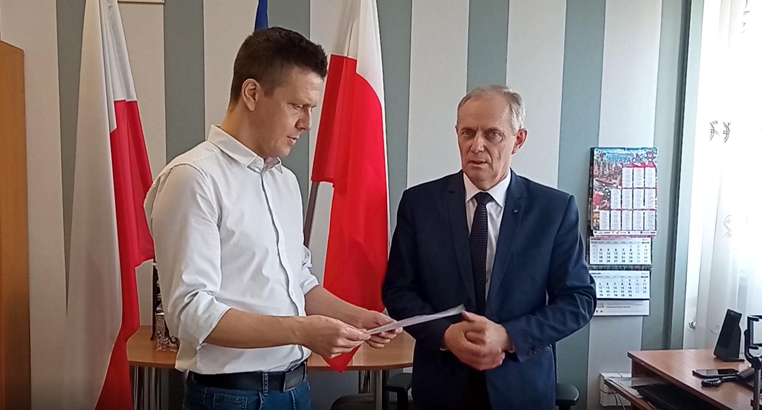 SEROKOMLA Gmina ma nowego wicewójta (WIDEO)  - Zdjęcie główne