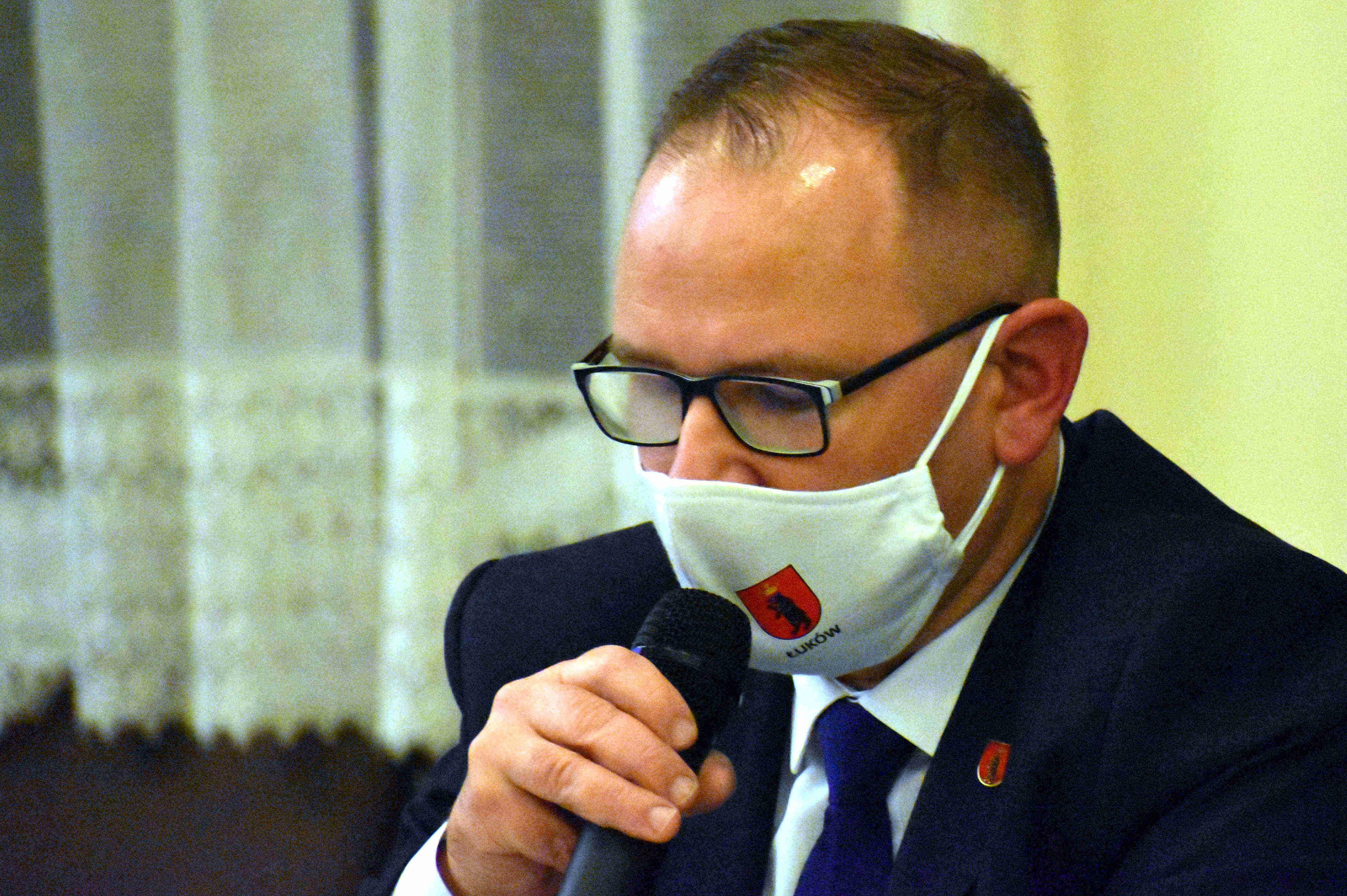 ŁUKÓW. Radni zdecydują czy burmistrz dostanie absolutorium - Zdjęcie główne