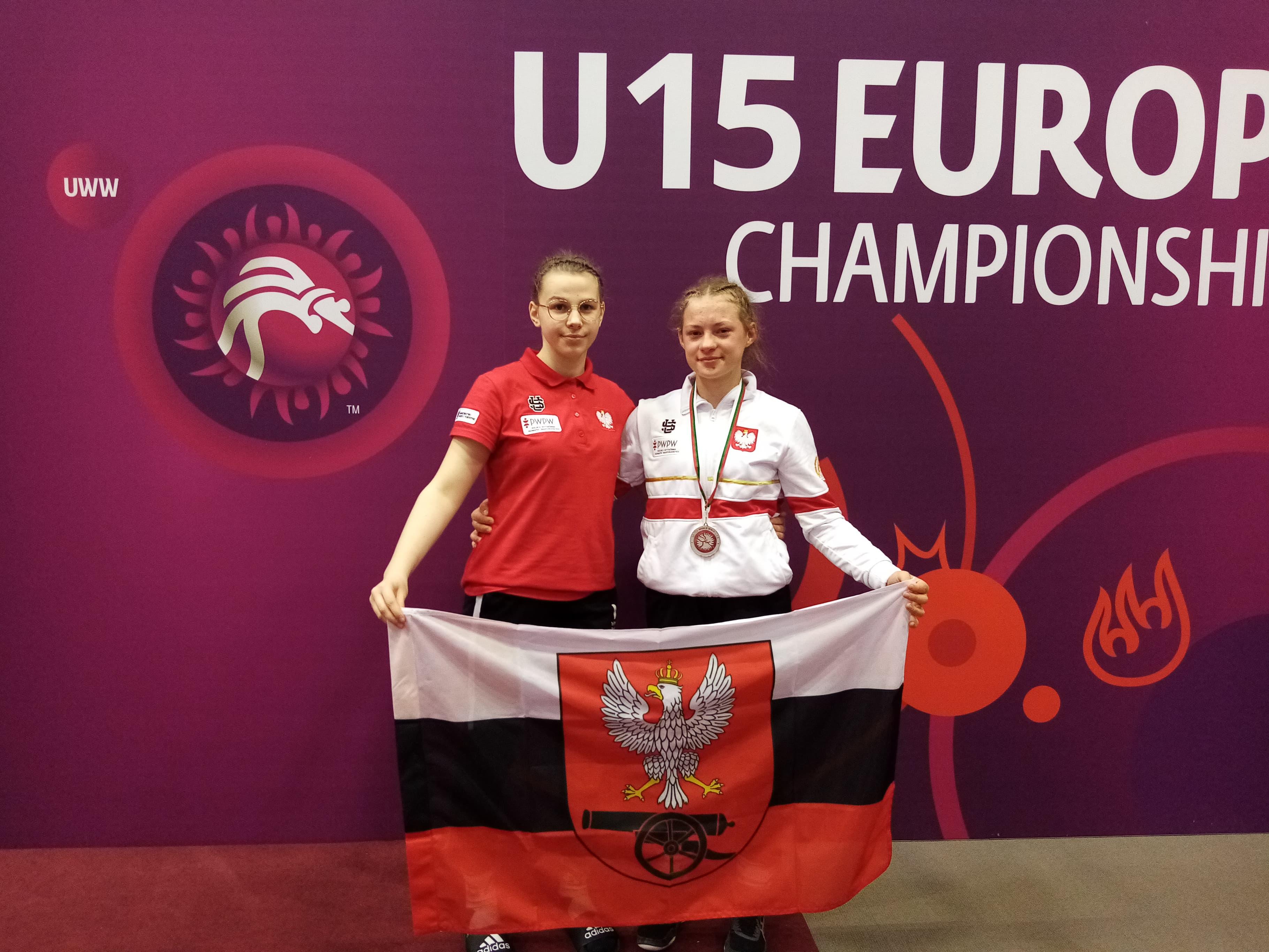 Gajowniczek ze srebrem mistrzostw Europy! - Zdjęcie główne