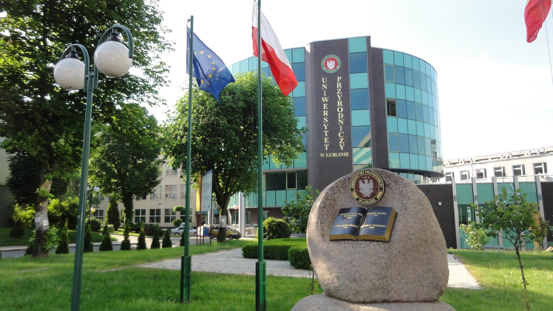 Lublin: Kolejna uczelnia podsumowuje pierwsze wyniki rekrutacji. Tym razem Uniwersytet Przyrodniczy - Zdjęcie główne