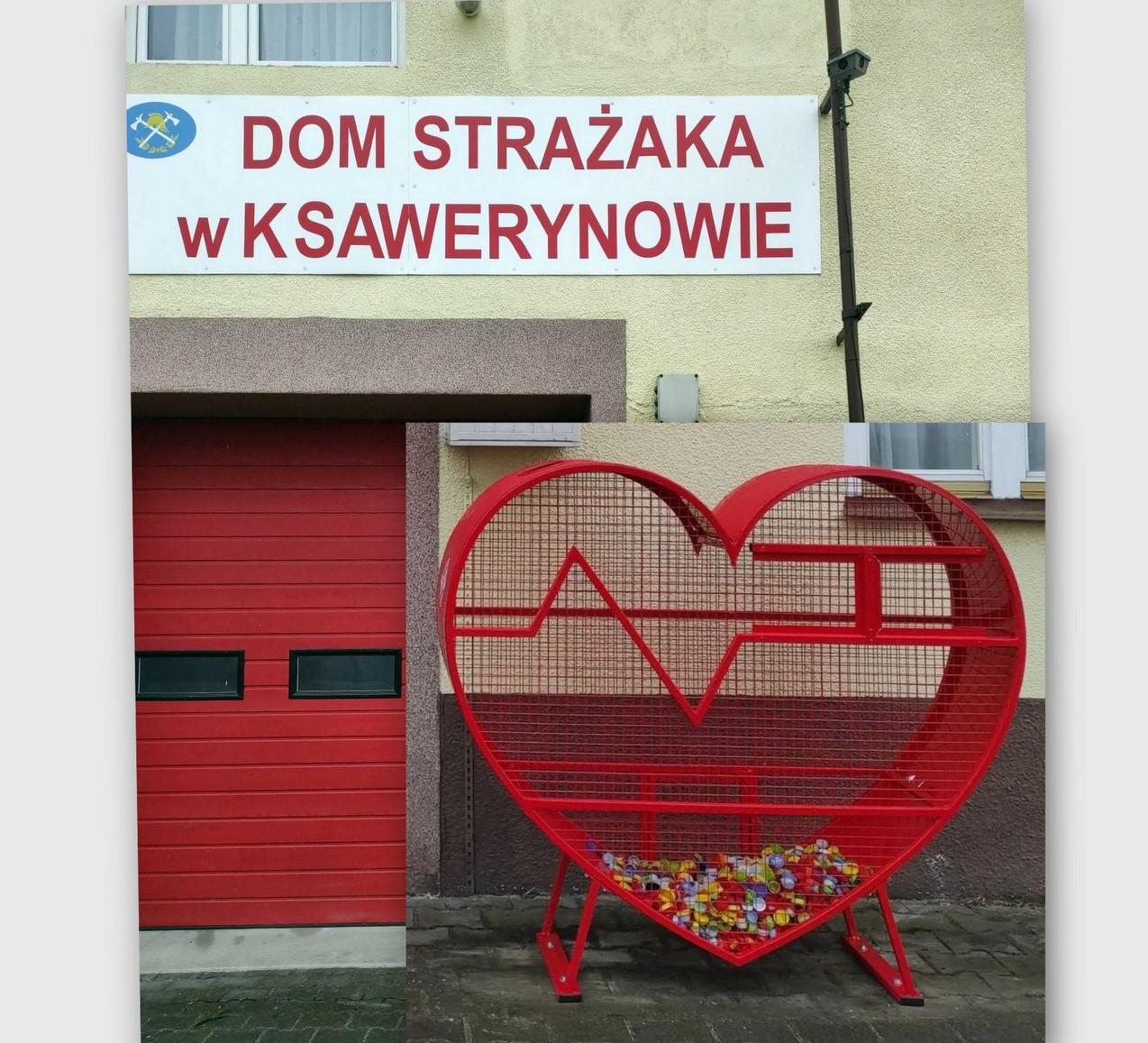 GMINA WOLA MYSŁOWSKA KGW Ksawerynów zaprasza do zbierania nakrętek  - Zdjęcie główne