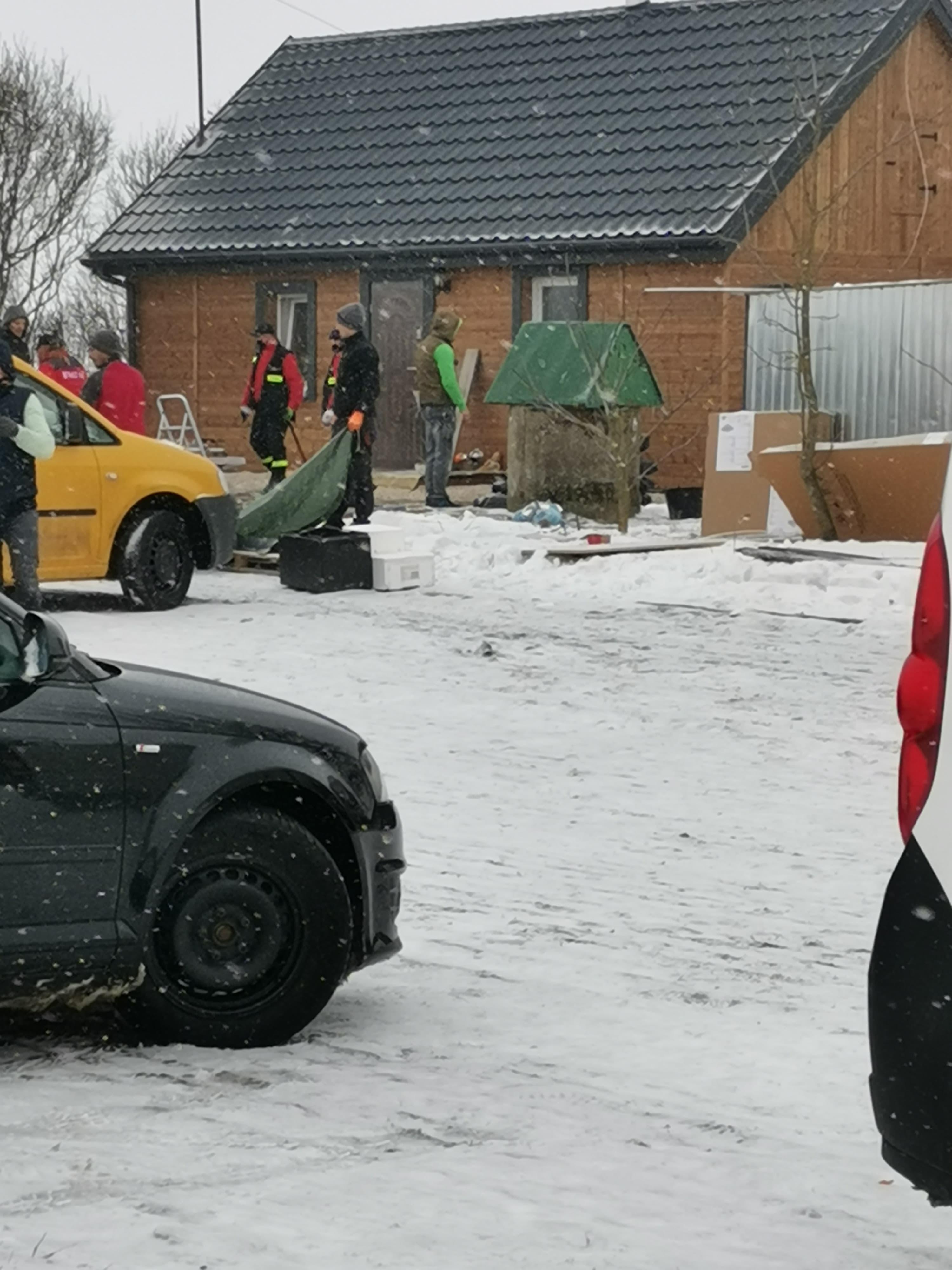 """Ekipa programu """"Nasz nowy dom"""" pomogła rodzinie z gminy Wojcieszków  - Zdjęcie główne"""