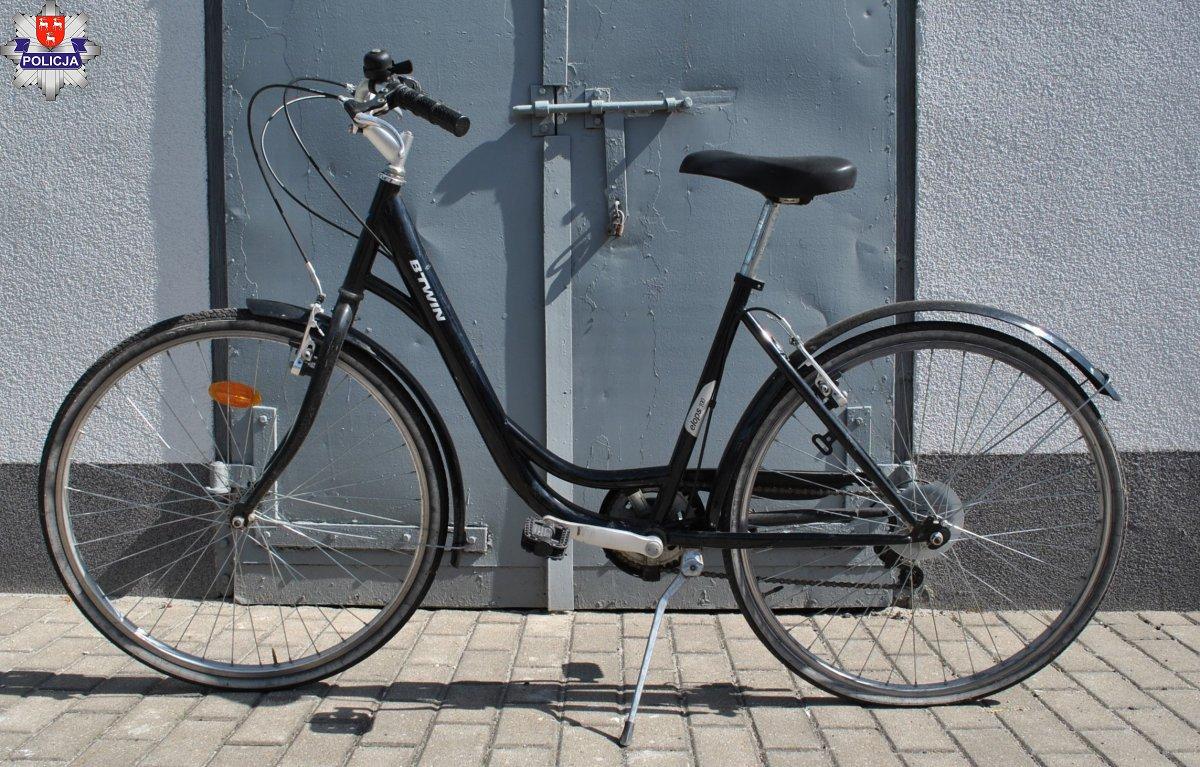Policja poszukuje właściciela roweru. Do zobaczenia na Komendzie Policji   - Zdjęcie główne