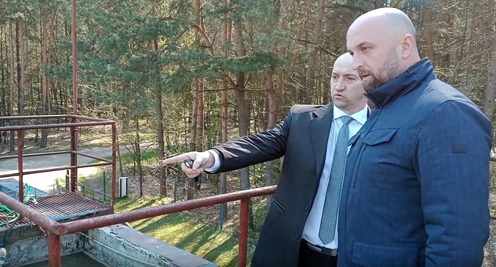 KRZYWDA: Rusza modernizacja oczyszczalni ścieków (WIDEO)  - Zdjęcie główne