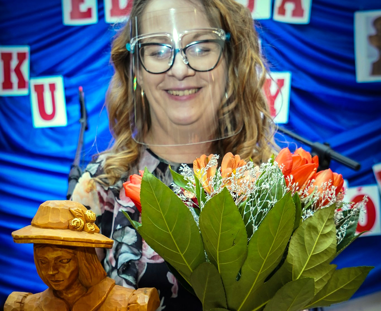 GMINA ŁUKÓW Gala konkursu Kobieta Roku 2020 (WIDEO)  - Zdjęcie główne