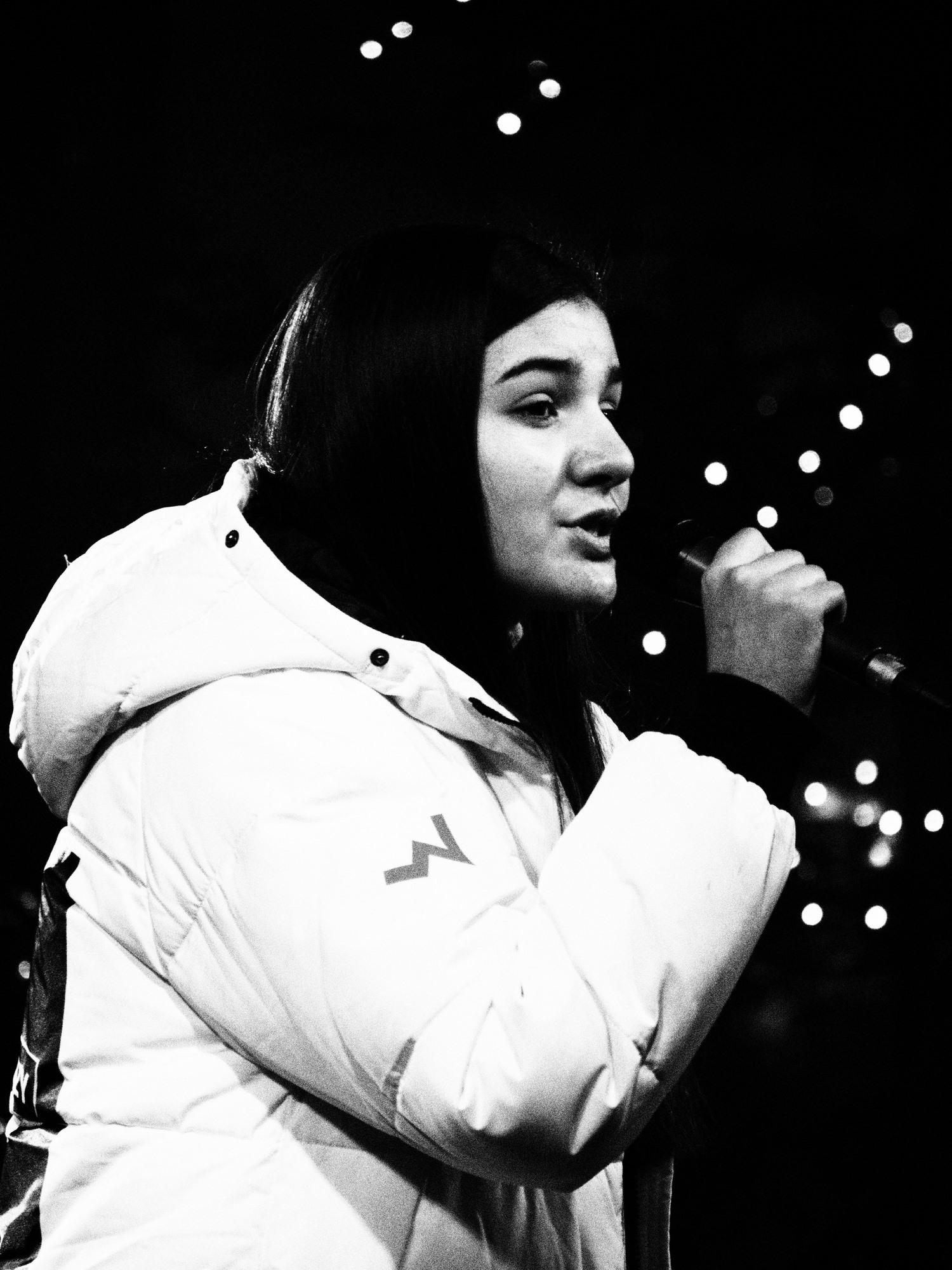 Oliwia Dzido wyśpiewała laury w Grójcu i Gdyni - Zdjęcie główne