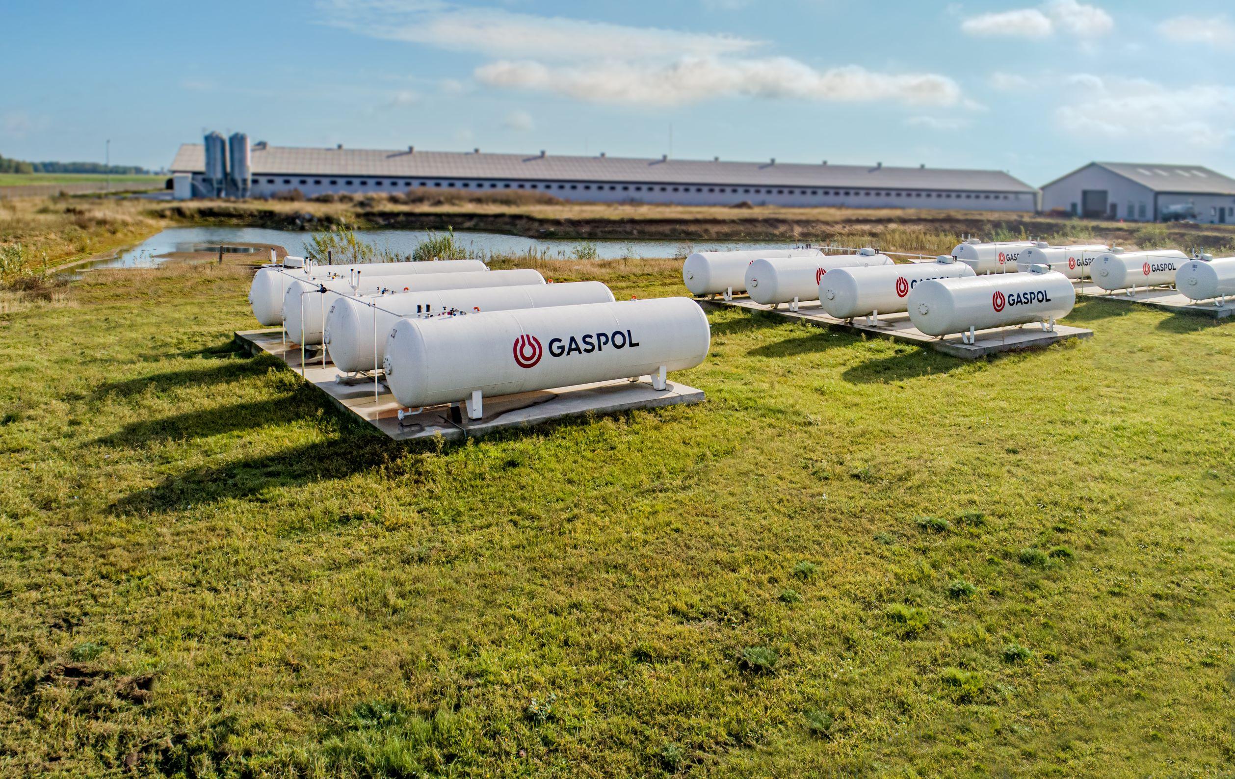 O wygodnym i czystym ogrzewaniu gazem płynnym oraz innych zastosowaniach LPG - Zdjęcie główne