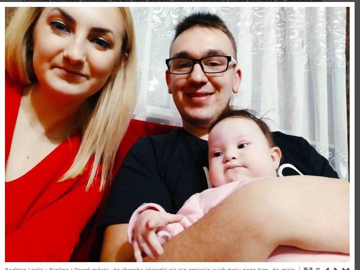 """Lenka ma zespół Downa. Mama: """"Nigdy bym nie pomyślała, żeby usunąć dziecko"""" - Zdjęcie główne"""