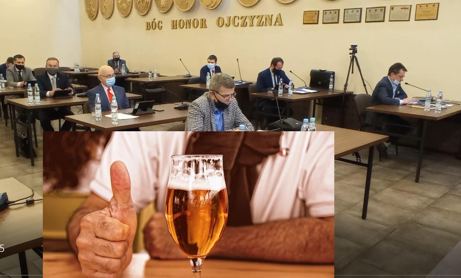 """ŁUKÓW. Restauratorzy nie zapłacą """"korkowego"""" (WIDEO) - Zdjęcie główne"""