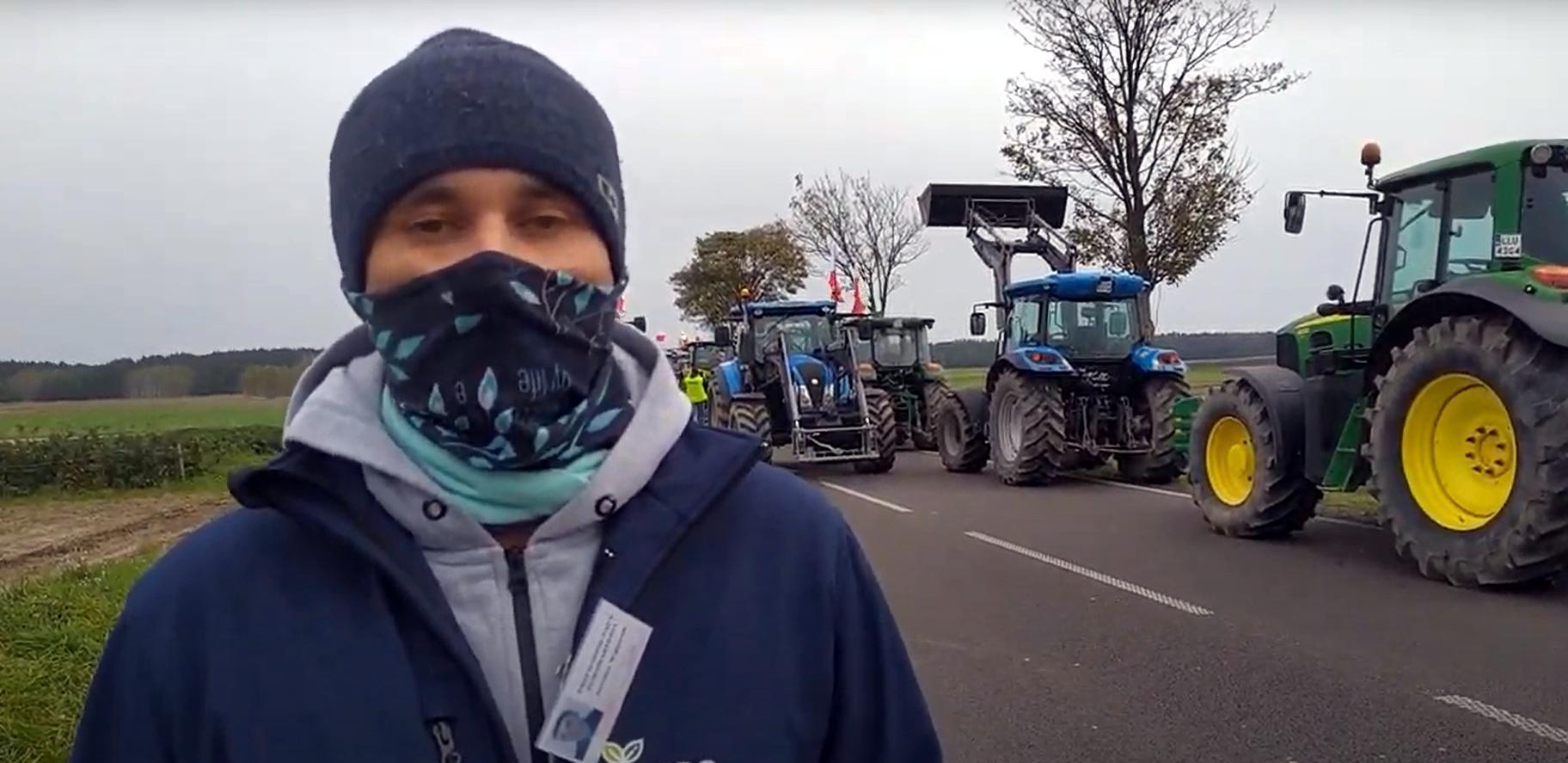 Rolnicy zablokują dwie ważne drogi w regionie - Zdjęcie główne