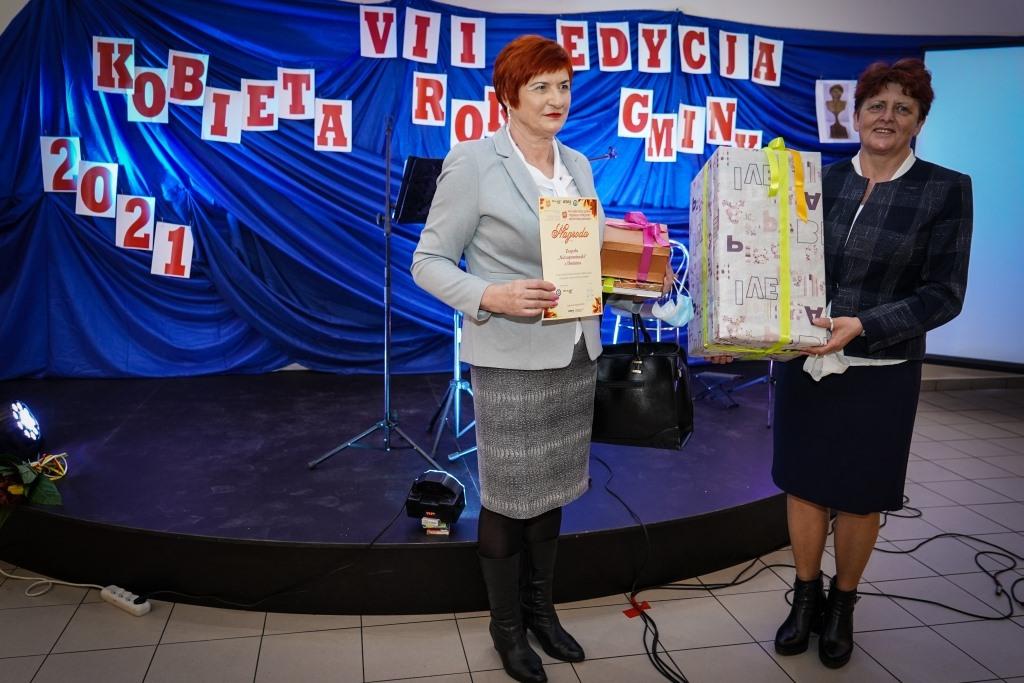 GMINA ŁUKÓW. Dostali jedną z trzech głównych nagród - Zdjęcie główne