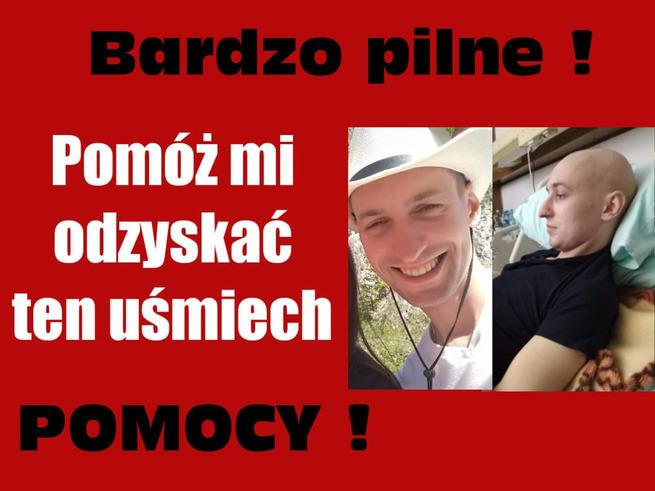 POWIAT ŁUKOWSKI Pogarsza się stan Dawida Śliwińskiego (APEL O POMOC)  - Zdjęcie główne