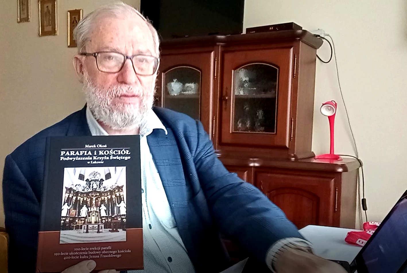 ŁUKÓW. Powstała książka o Parafii Podwyższenia Krzyża Św. (AUDIO)  - Zdjęcie główne