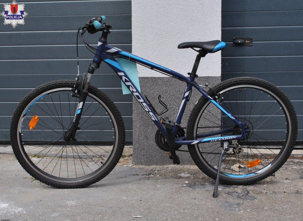 Jeśli to Twój rower zgłoś się po jego odbiór - Zdjęcie główne