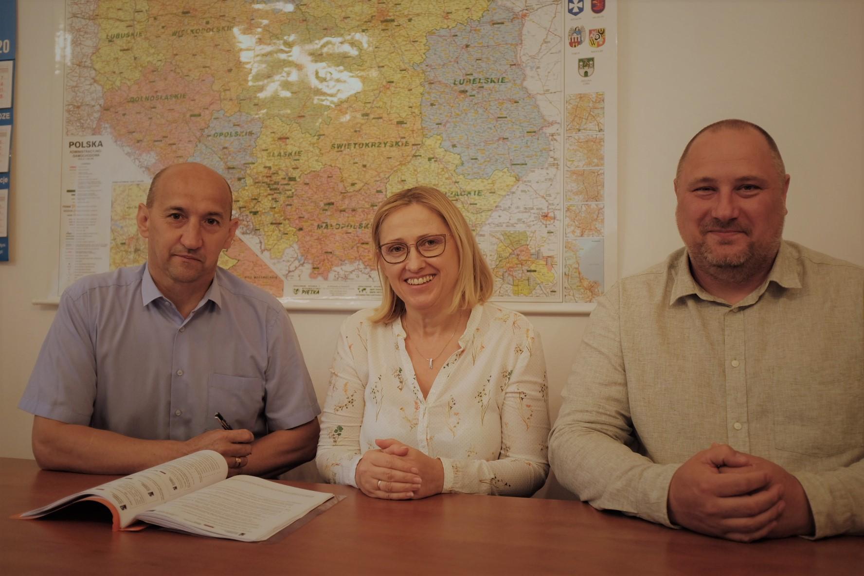 GMINA KRZYWDA Lokalny Ośrodek Wiedzy i Edukacji  w Radoryżu Kościelnym.  - Zdjęcie główne